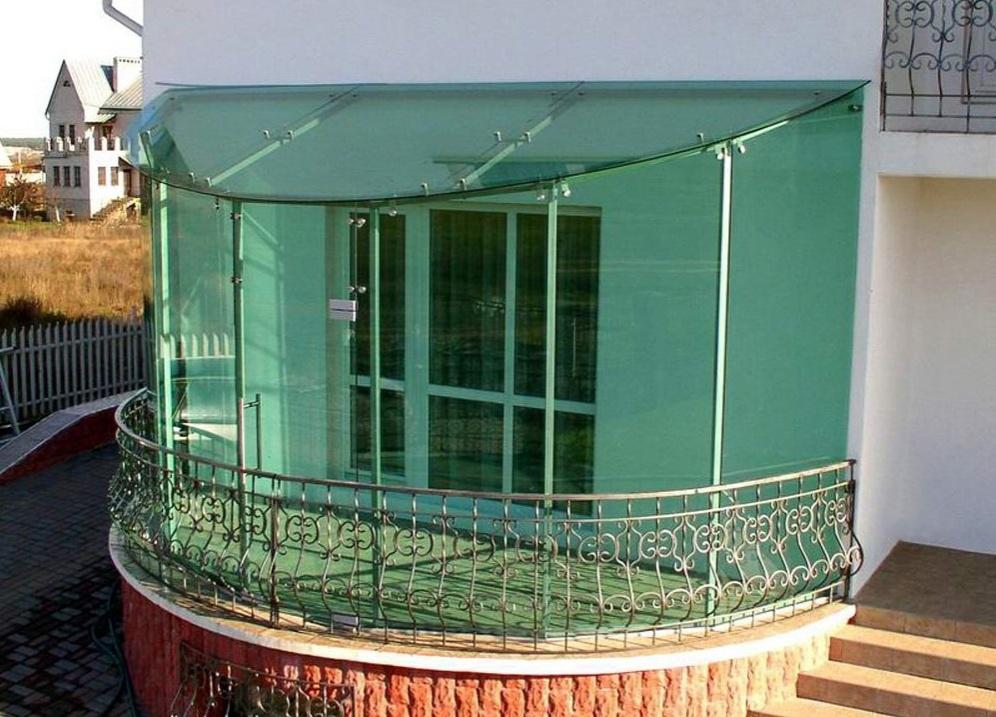 Балкон на первом этаже - как правильно сделать пристройку.